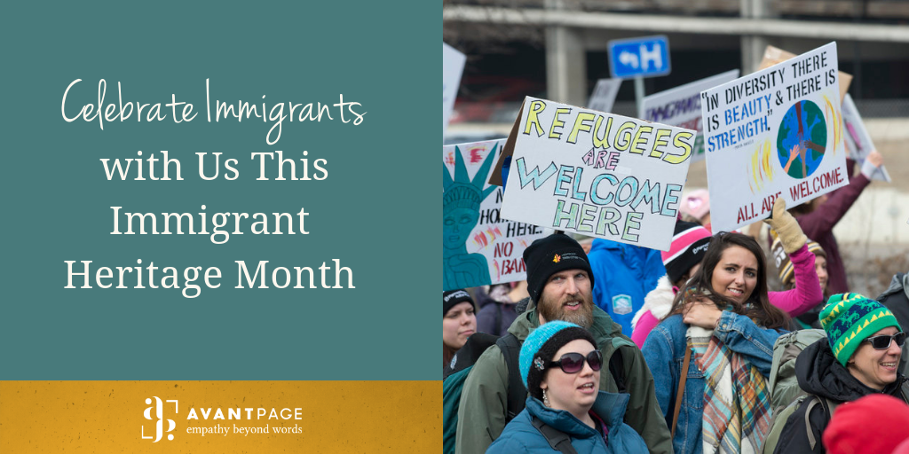 Celebrate Immigrants with Us This Immigrant Heritage Month