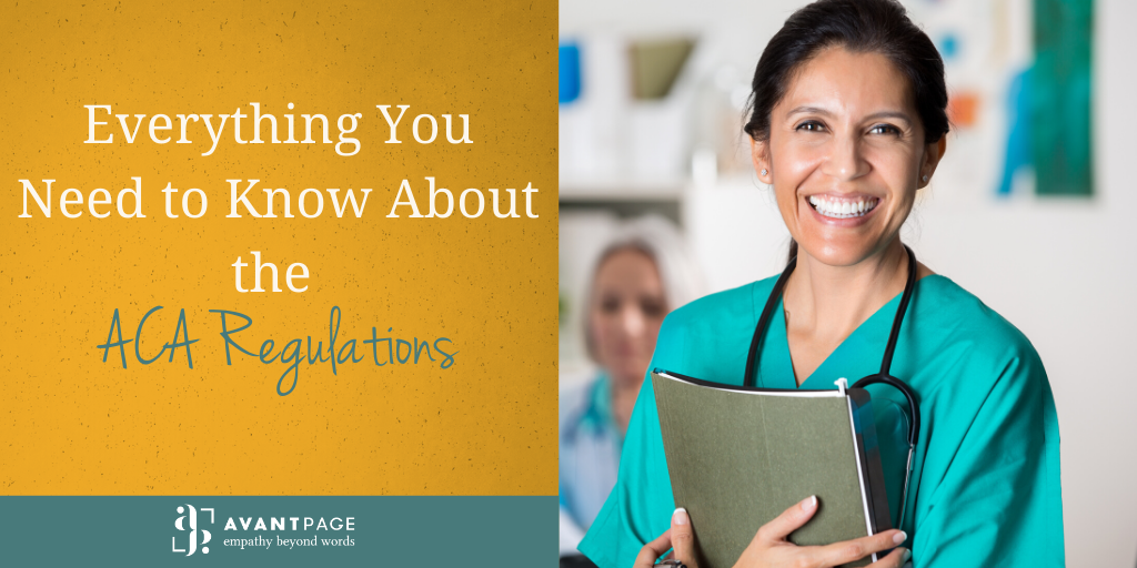 Everything You Need to Know About the ACA Regulations
